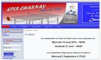 Site de l'EPLR Charnay