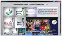 Site de l'ITTF